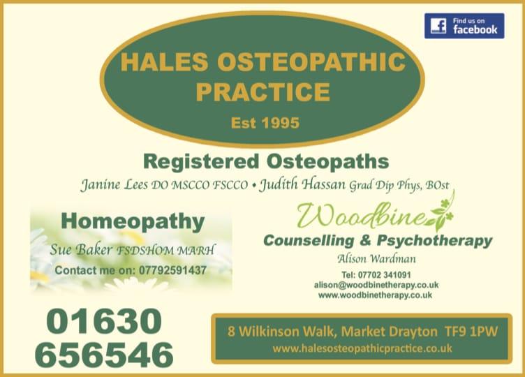 Hales Osteopathic Practice