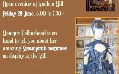 Steampunk Comes to Audlem