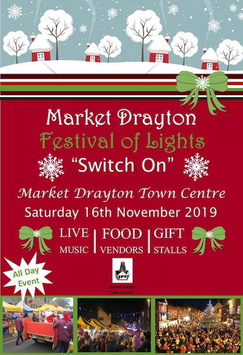 Market Drayton Festival of Lights
